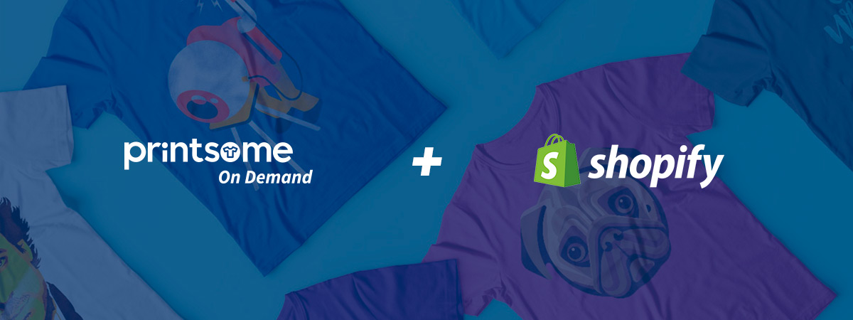 How to connect your Shopify store - Printsome on Demand